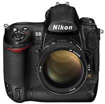 Nikon D3 - Front view